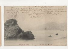 Japan Fuji Of The Tokai 1905 Postcard 324b