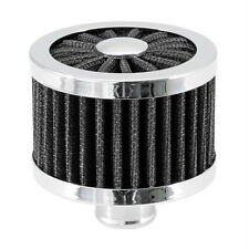 Spectre 42871 Valve Cover Breather Filter Top Push In Black ExtraFlow