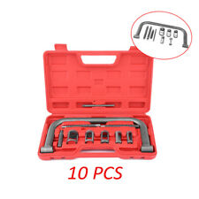 10PC Heavy-Duty Motorcycle&Engine Valve Spring Compressor Pusher Automotive Tool
