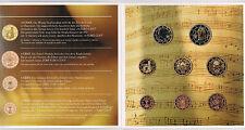 AUTRICHE - COFFRET BU 2003 - WOLFGANG AMADEUS MOZART - réf : 16 189 1
