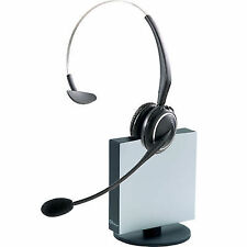 GN NETCOM Gn9120 Flex Boom Cordless DECT Headset With Aus AC Charger