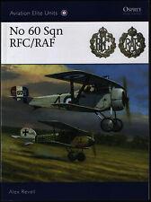 no.60 Sqn RFC / Royal Air Force (OSPREY AVIATION Elite UNITS 41) - NUEVO COPIA