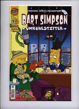 Simpsons Comics präsentiert Bart Simpson Nr. 9 Apr 03 Z1
