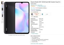 Beliebtes Smartphone Xiaomi Redmi 9AT 32GB Ohne Simlock (Dual SIM) M2006C3LVG