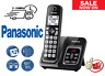 PANASONIC Expandable Cordless Phone System with Call Block and Answering Machine
