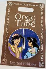 Disney Aladdin* Jasmine* Genie Once Upon A Time Series July Potm S/O Le Pin
