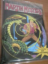 """MARTIN MYSTERE Busta fumetti """"la busta dell'impossibile""""  Colore Nero Variant"""