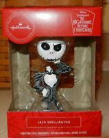 Hallmark 2020 Jack Skellington Nightmare Before Christmas Red Box Ornament