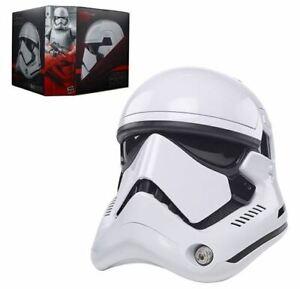Star Wars Black Series First Order Stormtrooper Premium Electronic Helm Prop