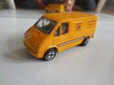 """Corgi Ford Transit """"AA"""" in Yellow"""