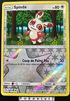 Carte Pokemon SPINDA 102/149 Reverse Soleil et Lune 1 SL1 FR NEUF