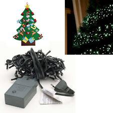 Series Minilucciole Christmas Lights LED Mini Lucciole Decorations Tree Internal