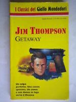 GetawayThompson JimMondadoriclassici giallo747mccoy cinema come nuovo 61