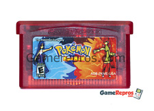 Moemon Fire Red Revival Project - Nintendo GBA - Pokemon Fire Red ROM Hack!