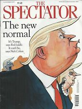 The Spectator Magazine Donald Trump Moscow Andrew Lycett Stucco Best Books 2016