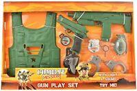 Combat Mission Army Military Kids Children Toy Set Light & Sound Birthday Gift