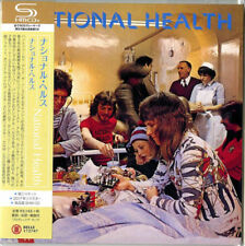 NATIONAL HEALTH-S/T-JAPAN MINI LP SHM-CD H25