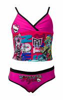 Official Monster High Girls Swimming Costume Swimwear Age 6-12 Year