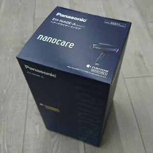 EH-NA0E-A Panasonic Navy Nano Care Minus Ion Hair Dryer Mineral