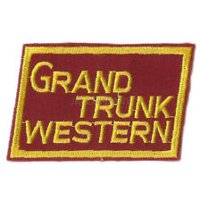 Patch- GRAND TRUNK WESTERN Railroad (GTW)  # 7015 -NEW