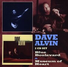 Dave Alvin - Blues Boulevard / Museum of the Heart [New CD] UK - Import
