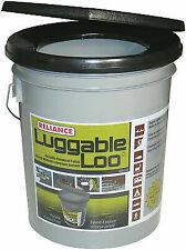 Reliance Luggable Loo Portable 5 Gallon Toilet