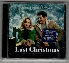 Sealed 2019 CD Last Christmas Original Soundtrack George Michael Wham!