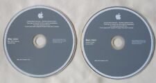 Apple Mac mini Server OS X 10.6 MacMini3,1 Install Discs DVD Snow Leopard (v6655
