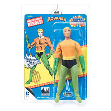 Super Powers Retro Mego Style Action Figures Series 1: Aquaman by FTC