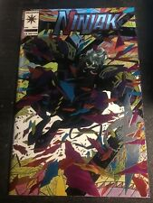 Ninjak#1 Incredible Condition 9.4(1993) Chromium Cover!!