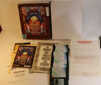 "Freddy Pharkas Frontier Pharmacist Win/MS-DOS 1993 Sierra on 3.5"" with Hint Book"