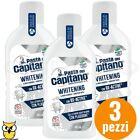 COLLUTTORIO WHITENING CON OX-ACTIVE PASTA DEL CAPITANO 400ML. 3 PEZZI