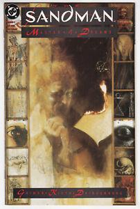 Sandman #3 Near Mint Minus 9.2 Neil Gaiman Sam Keith Art John Constantine 1989