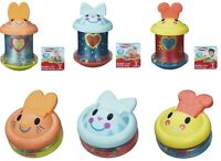 Playskool Wobble n Go Friends Bunny Kitty Bug Ages 0+ Toy Play Kids Baby Spin