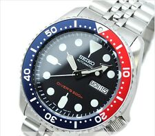 SEIKO MENS AUTOMATIC PRO DIVERS 200M SKX009 SKX009K2 JUBILEE BAND w/ORIGINAL BOX