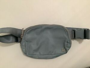 Lululemon Everywhere Belt Bag Waist Fanny Hip Pack Light Blue