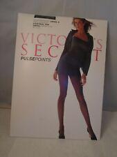Victoria's Secret PulsePoints COMPRESSION LEVEL 2 Pantyhose SMALL - GRAPHITE