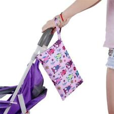 New!! Baby Pushchair Stroller Hanging Nappy Diaper Bag Waterproof Mummy Bags JJ