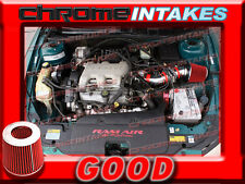 RED 96 97 98 BUICK SKYLARK/OLDSM ACHIEVA/PONTIAC GRAND AM 3.1L V6 AIR INTAKE TB