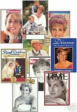Princess Diana Spencer of Wales Trading Card Set FREE UK POSTAGE