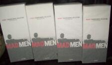 2010 Silkstone Mad Men Set of 2 Barbies & 2 Kens MIB