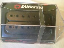 DiMarzio Evolution DP158 Black Electric Guitar Humbucker Pickup