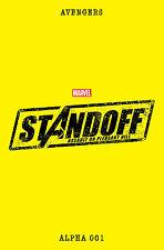 Avengers Standoff Alpha #1 Marvel comics / 2016 Nm/Vf