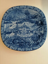 Beautiful Julen Rorstrand Sweden 1991 Christmas Collectors Plate 19cm.