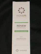 1 box RENEW MICROGEL Vasayo Microlife Nutritionals