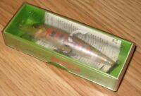 "*Vintage* Original Rapala  Wobbler Sinking ""Count-Down"" Fishing Lure Only *READ*"