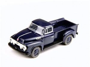 Classic Metal Works # 30202 1954 Ford F-350 Box 1 Ton P/U Sheridan Blue HO MIB