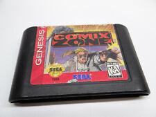 Comix Zone (Sega Genesis, 1995) Cartridge Only