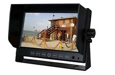 """Silent Witness PS029 Car 7"""" Monitor and 3 Channel DVR"""