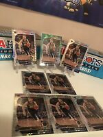 NICOLO MELLI RC 2019-20 Panini NBA Hoops Premium Stock PRIZM PULSAR LOT OF 6